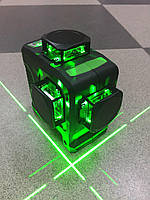 ☀GREEN⇒50м☀Профессиональный лазерный уровень MULI 3D ➤очень яркие диоды➤