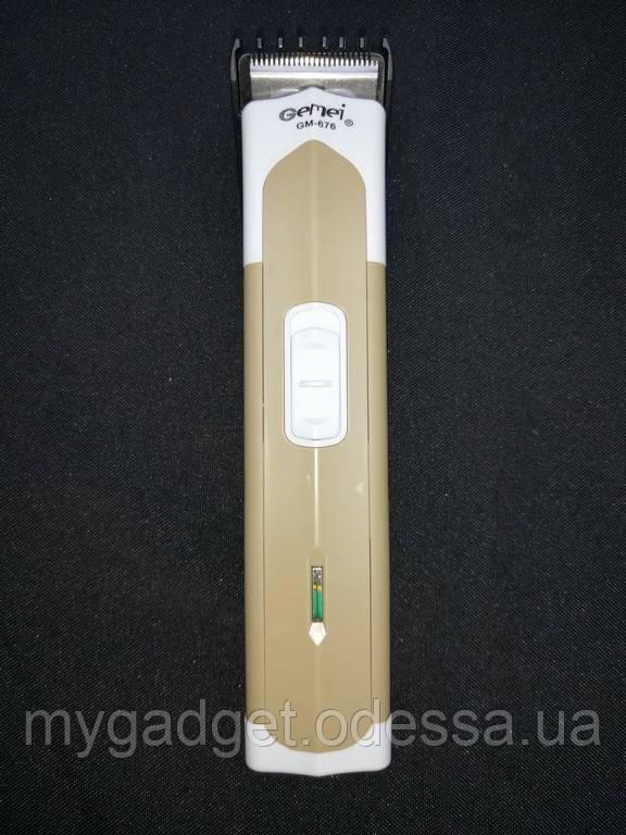 Триммер Gemei GM 676