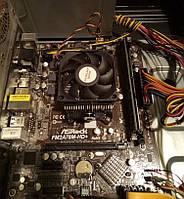 МОЩНЫЙ ИГРОВОЙ 4ех ЯДЕРНЫЙ Комплект AMD -Плата sFM2 FM2A78M-HD+ DDR3 +ПРОЦ AMD A10-7700 K 4 ЯДРА по 3.4 Ghz, фото 1