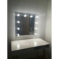 "Гримерное зеркало ""Лайм"" 700x700"