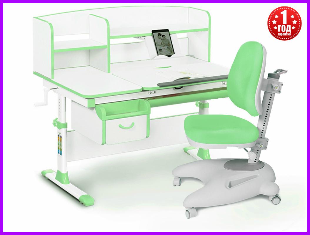 Комплект Evo-kids стол+ящик+надстройка+кресло  Evo-50 Z