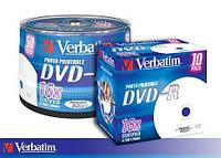 Verbatim DVD-R, DVD+R 16x_printable