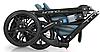 Детская универсальная коляска 2 в 1 Riko Brano Natural 02 Adriatic, фото 7