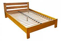 Ліжко Рената Люкс 80х190 Бук Щит 101 (Естелла-ТМ), фото 3