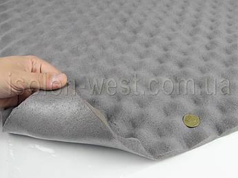 Шумопоглощающий материал для авто Герметон А15 лист 100х50см