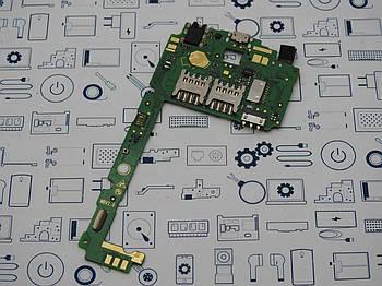 Материнская плата ZTE Blade L110 4GB оригинал с разборки (100% рабочая)