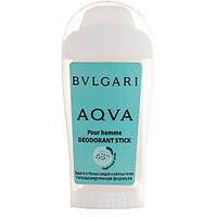 Дезодорант-антиперспирант мужской Bvlgari Aqua Pour Hommе, 40 мл