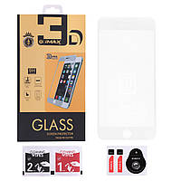 Защитное Стекло iMax Japanese Material 3D — iPhone 7 , 8 — White