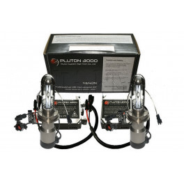 Комплект биксенона H4 4300K Pluton-3000