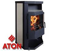 Дровяная печь-камин Aton Svarog 7 кВт