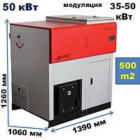 Котел пеллетный автоматический Lafat Eco Pro 50 кВт. (Босния и Герцеговина)