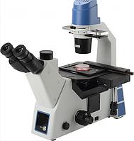 Інвертований біологічний мікроскоп ICX41
