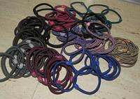 Резиночки плотные, цвета в ассортименте
