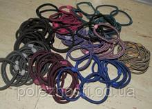 Резиночки щільні, кольори в асортименті