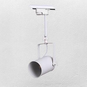 Прожектор на треке (52-1207B-1 WH), фото 2
