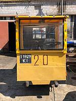 Платформенная электротележка Балканкар ЕП 011