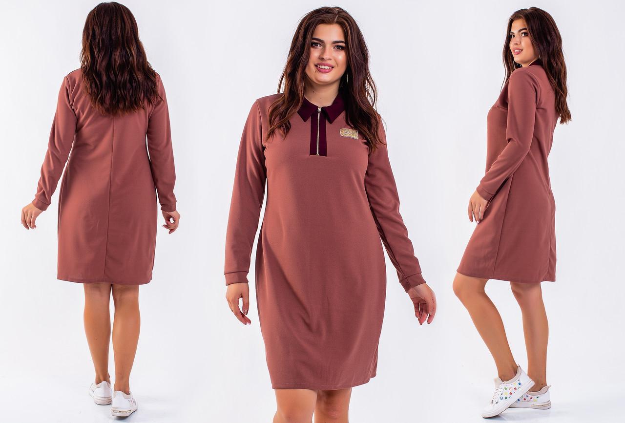 Платье женское 3116вл батал