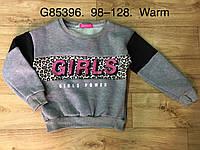 Кофта утепленная для девочек оптом, Grace, 98-128 см,  № G85396, фото 1
