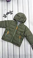 Теплая куртка для мальчика Rothschild, фото 1