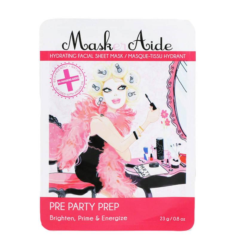 Антистресс маска для кожи лица MaskerAide Pre Party Prep, 23 г, фото 2