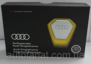 Ароматизатор Audi, желтый оригинал (80A087009B)