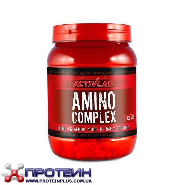 Amino complex (300 tabs) Activlab