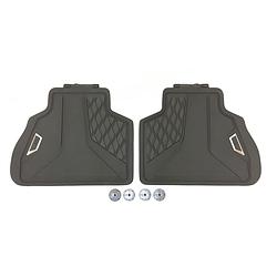 Оригинальные задние коврики BMW X7 (G07), артикул 51472458555