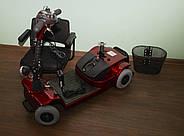 Мини-скутер для инвалидов и пожилых людей, фото 2