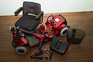 Мини-скутер для инвалидов и пожилых людей, фото 3