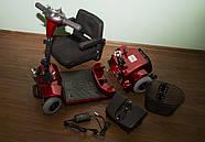 Мини-скутер для инвалидов и пожилых людей, фото 4
