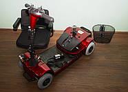 Мини-скутер для инвалидов и пожилых людей, фото 9