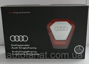 Ароматизатор Audi, красный оригинал (80A087009A)