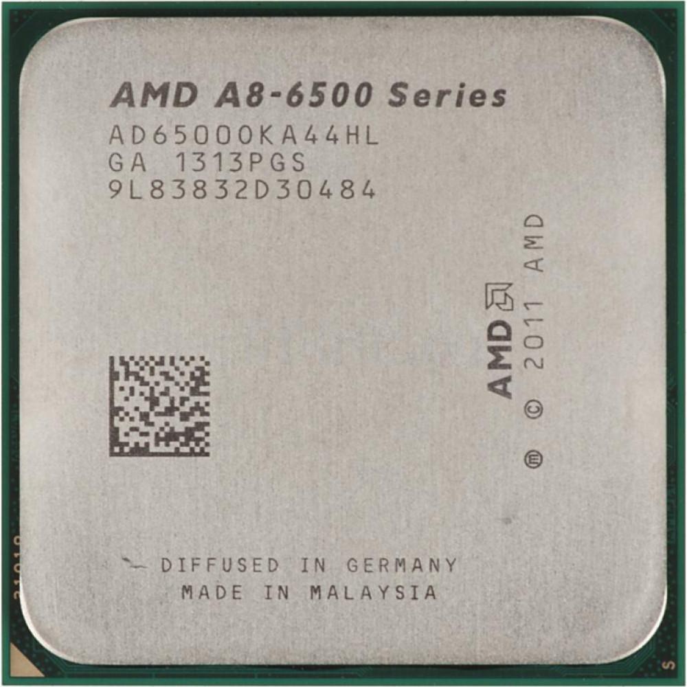 "Процессор AMD A8-6500 AD6500OKHLBOX 3.5GHz HD8570D Socket FM2 ""Over-Stock"" Б/У"