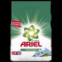 Порошок стиральный автомат Ariel 1.5 кг Горный родник