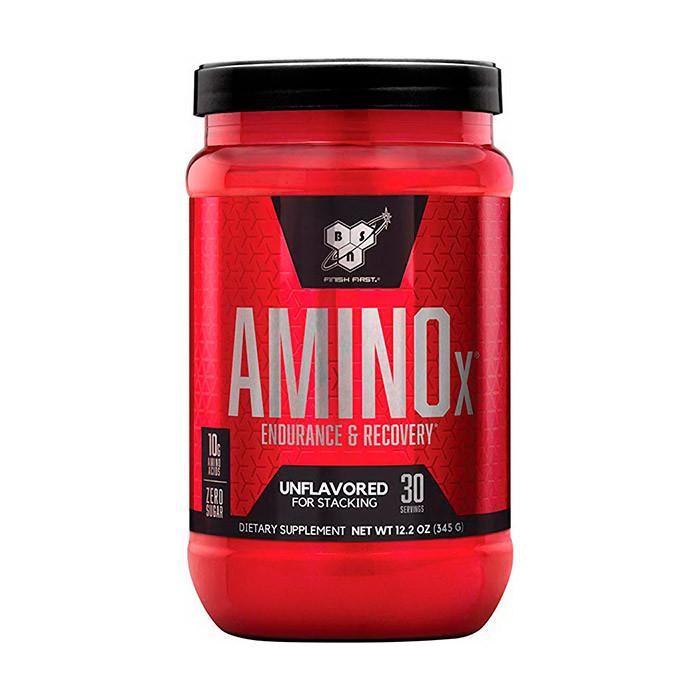 Аминокислота Amino X (345 g, unflavored) BSN