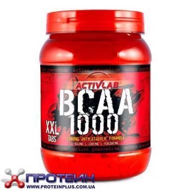 BCAA 1000 (240 tabs) Activlab