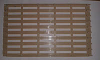 Трапик пластиковый с креплениями под сетку, фото 1