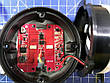 Дополнительные LED фары GV-20W СТГ квадратные, с ДХО - 2шт.(8776), фото 5