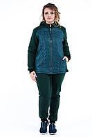 Женский спортивный костюм зимний Роза. Размер 52-56