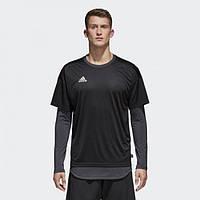 Мужская футболка с длинным рукавом Adidas Tango Layered (Артикул: CG1841)