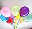 Кулі надувні різнокольорові комплект 5 шт, фото 2