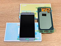 Дисплей на Samsung J530 Galaxy J5(2017) Серый(Silver),GH97-20738B, Super AMOLED!