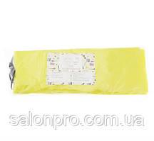 Чехол на ванночку для педикюра Panni Mlada 50х70 см, пачка 50 шт., цвет желтый