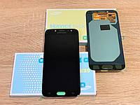 Дисплей на Samsung J730 Galaxy J7(2017) Чёрный(Black),GH97-20736A, Super AMOLED!, фото 1