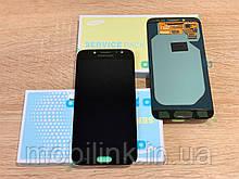 Дисплей на Samsung J730 Galaxy J7(2017) Чёрный(Black),GH97-20736A, Super AMOLED!