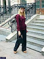 Женские брюки черные 48 50 52