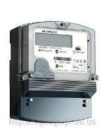 Электронный трехфазный счетчик электрической энергии НИК 2303 НІК 2303 АРП1 3х220/380В (5-100А)