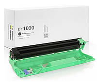 Картридж Brother DR1030 (DR-1030) совместимый, модуль фотобарабан (10.000 копий), аналог от Gravitone