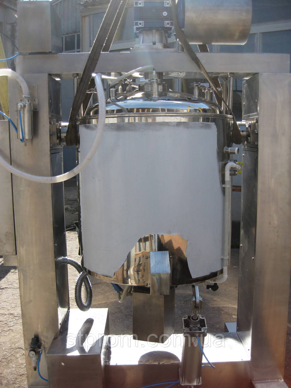 Реактор 800 литров