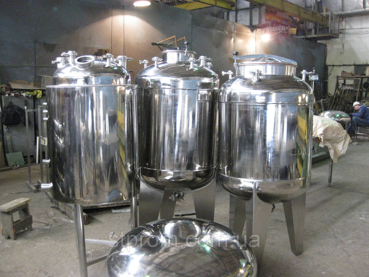 Реактор 900 литров